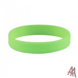 Opaska silikonowa zielona_l